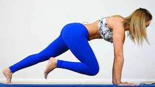 Tone Abs + Butt Lift Home Workout!