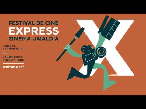 Festival de Cine Express de Portugalete - Promo 2018