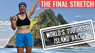 NEW! EP3 The WORLD'S TOUGHEST Island Race | The Final Stretch