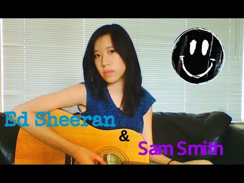 Happier/Stay With Me mashup (Ed Sheeran & Sam Smith cover)