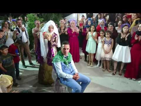 Gelin Damat Oyunu Nevşehir Kalaba düğünü GÜLPINARLI HASAN FARKIYLA