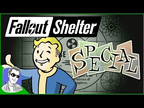 Fallout Shelter SPECIAL Stats Breakdown
