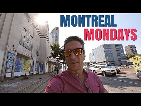 MONTREAL BAGELS, SNOWDON THEATER, & SNOWDON DELI BREAKFAST [Travel / Food vlog]