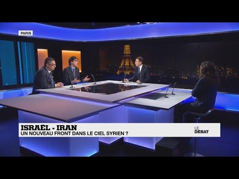 Israël-Iran : Un Nouveau Front Dans Le Ciel Syrien ? (Partie 1)