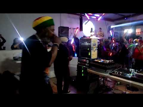 Channel One Sound System @ MEXICO // Five Rivers Band meets Disciples feat. Chazbo - Tribute