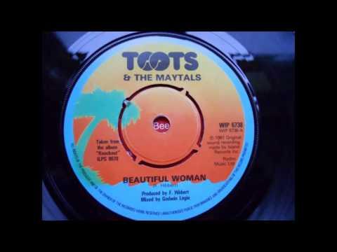 toots & maytals - beautiful woman