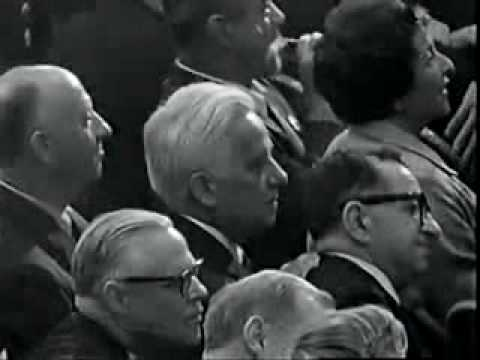 "Nelson Rockefeller denounces Republican ""extremists"" at the 1964 Republican National Convention"