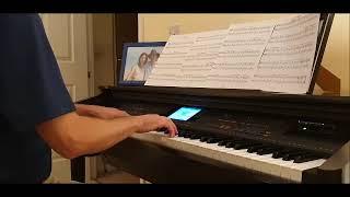 Gnossienne no 1 'Lent' Eric Satie.   Paul Barlow (piano)