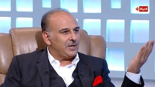 فحص شامل - النجم السوري جمال سليمان