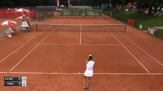 Frech Magdalena v Anshba Amina - 2017 ITF Leipzig