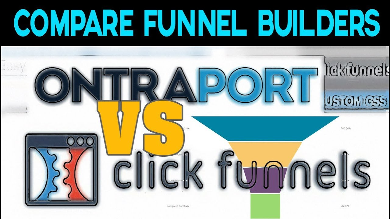 Unknown Facts About Clickfunnels Vs Ontraport