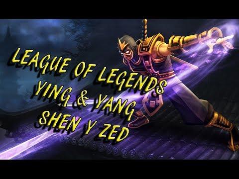 YING Y YANG l SHEN Y ZED