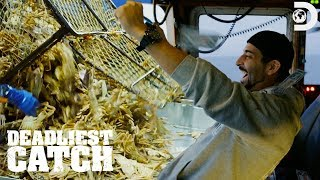 Cornelia Marie Hits the Crab Jackpot | Deadliest Catch
