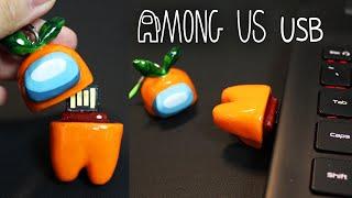 3D펜으로 어몽어스 캐릭터 USB 만들기 - How t…