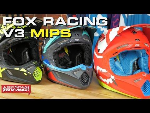 Fox V3 MIPS Helmet | Rocky Mountain ATV/MC