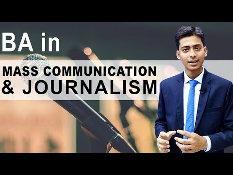 Mass Communication After 12th In Hindi | #9 | Career In Mass Communication | Abhishek Chaudhary
