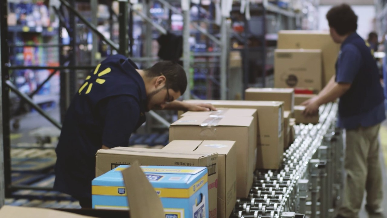 distribution center jobs walmart careers