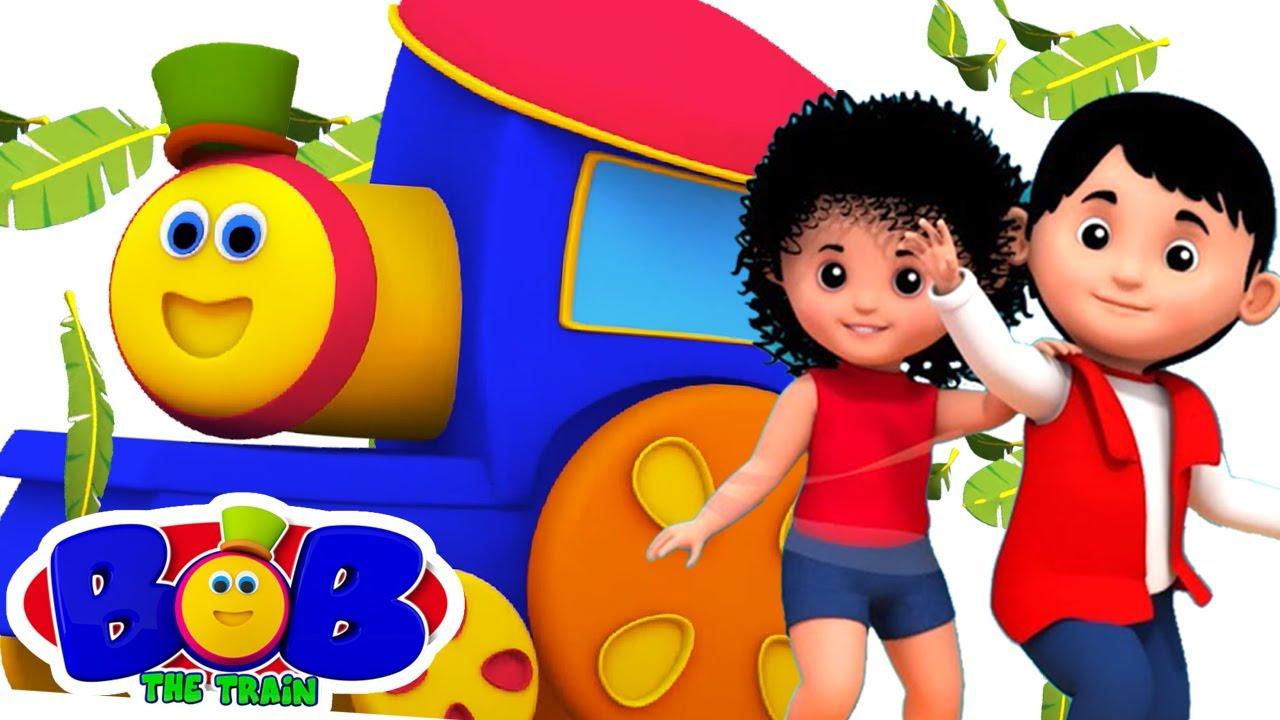Volare come una mosca | Musica per bambini | Filastrocche | Bob The Train Italiano | Cartoni animati