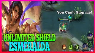 Esmeralda Guide 2 | Why Esmeralda Side Lane is so Good | Master the Basics | Esmeralda Gameplay MLBB
