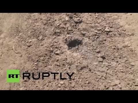Russia: Ukraine suspected of once again shelling inside Russian territory