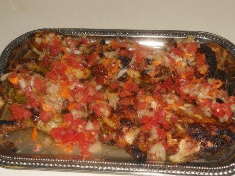 recette-de-cuisine-:-poulet-braise-|-how-to-make-broiled-chicken