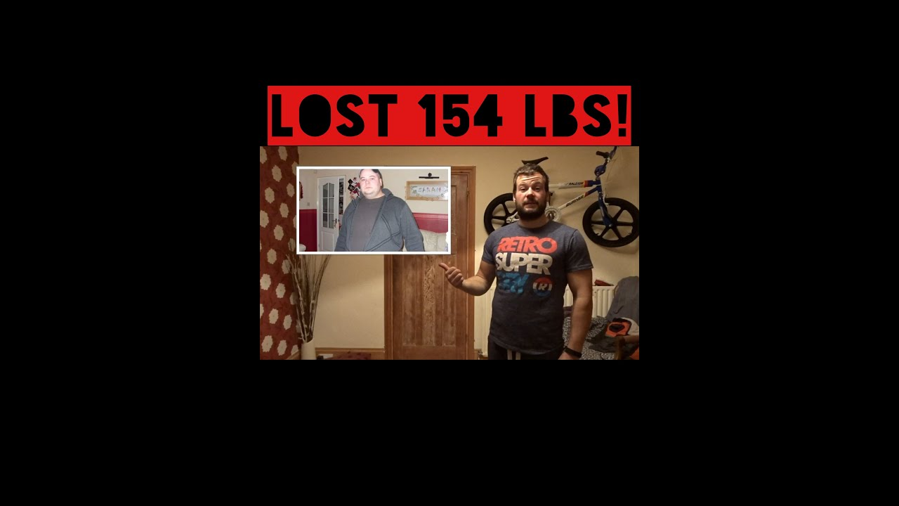 How Did I Lose 11 Stone 70kg 154 Pounds Extreme Weight Loss