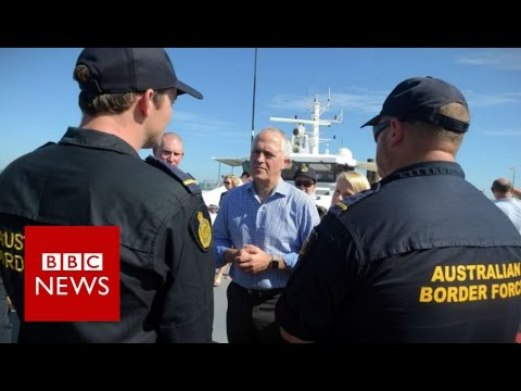 How does immigration work in Australia? BBC News