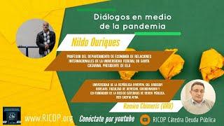 Diálogos en medio de la pandemia - Nildo Ouriques y Ramiro Chimuris