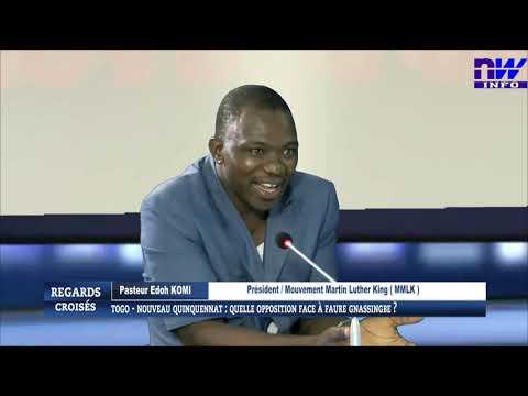 Togo - Nouveau quinquennat : Quelle opposition face à Faure GNASSINGBE ? (RC 05 05 2020 P4)