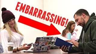 EMBARRASSING RINGTONES IN THE LIBRARY PRANK!! thumbnail