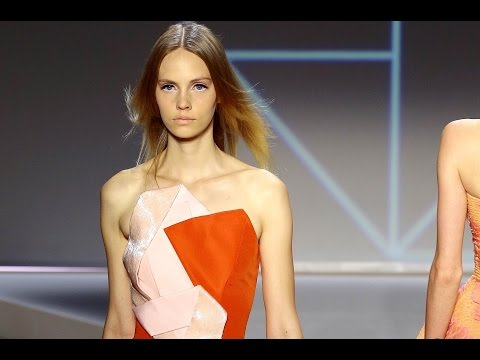 Pamella Roland | Spring Summer 2016 Full Fashion Show | Exclusive