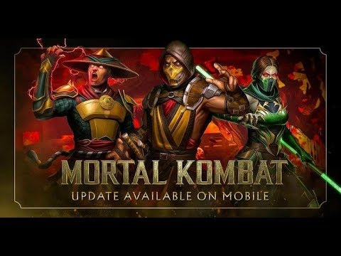 🥇 Mortal Kombat 11 Mobile Gameplay Apk For Android and iOS