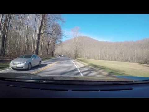 Smoky Mountains Road Trip 2017