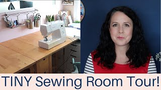 My Small Sewing Room