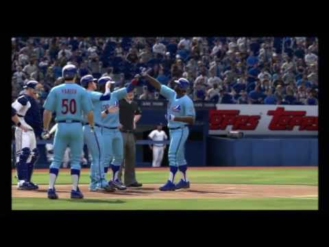 MLB 13 The Show - Montreal Expos vs Toronto Blue Jays
