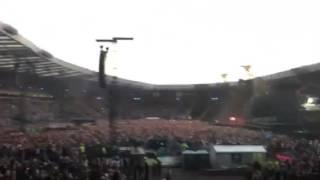 Coldplay Fix You Live Hampden Park