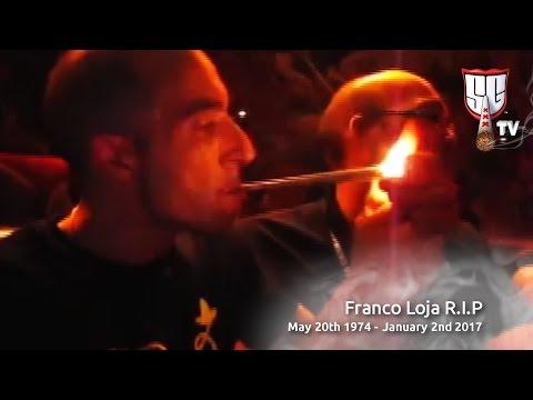 """RIP Franco Loja """"The Strain Hunter"""" 1974-2017"""