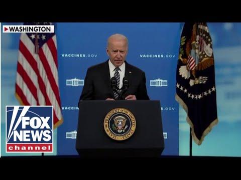 'The Five' blasts Biden's handling of multiplying crises