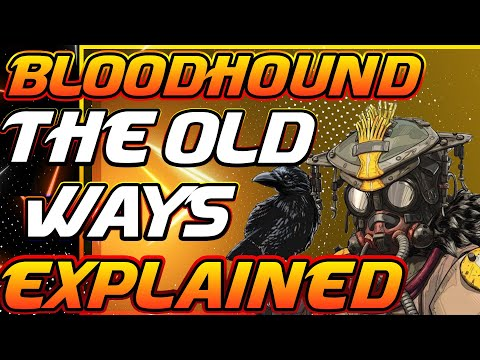 """Bloodhound Trailer (""""The Old Ways"""") Fully Explained: Apex Legends 