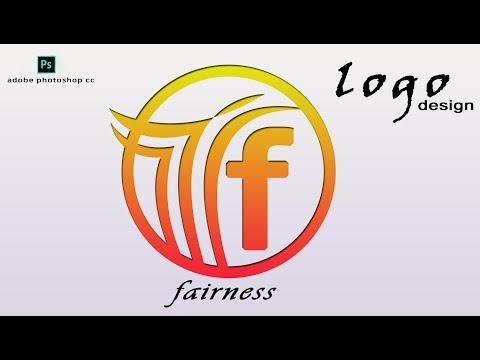 Logo design || professional_3D_logo || photoshop tutorial. thumbnail