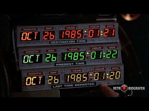 Back to the Future (1985) Trailer