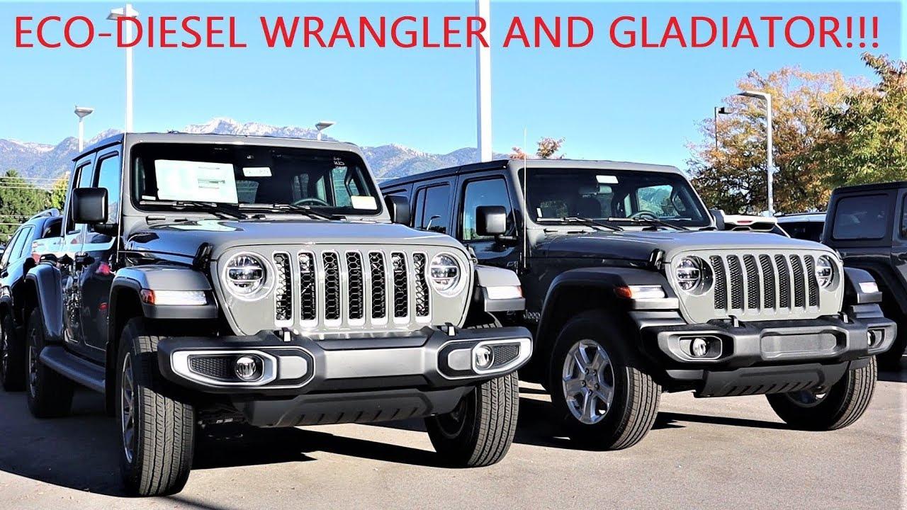 Diesel Jeep Wrangler >> 2020 Jeep Wrangler Eco Diesel