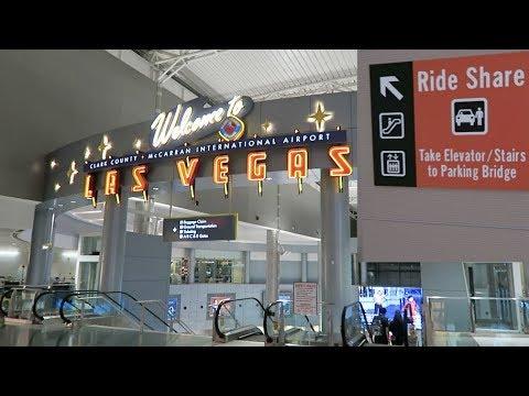 Walking Tour Uber Lyft Las Vegas Pickup Mccarran International