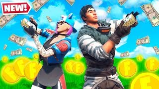 HOW TO WIN FORTNITE IN 10 MINUTES! (Money Wars)