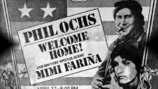 Phil ochs - Ballad of the Carpenter (lyrics)
