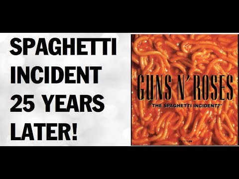 Guns N' Roses: The Spaghetti Incident 25 Years Later! Is It Any Good?