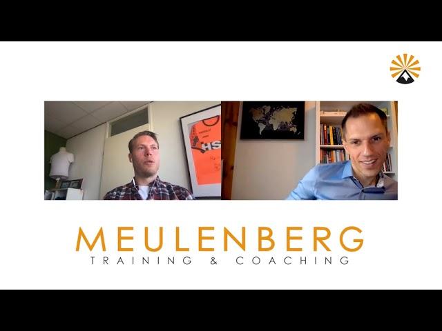 #22 LEEF! Podcast over angst, burn-out en stress. Ruud Meulenberg en Rein Steinkuhler