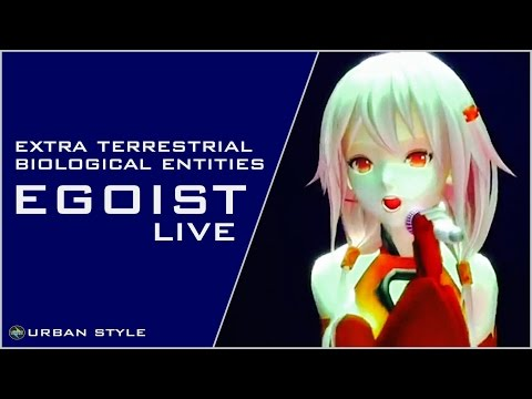 EGOIST【LIVE】/ Extra terrestrial Biological Entities (LIVE-02)