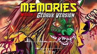 MEMORIES _ Maroon 5_ cover Gedruk 86 termantab