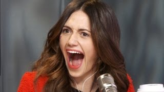 Sean Lowe Surprises Emmy Rossum | Interview | On Air with Ryan Seacrest